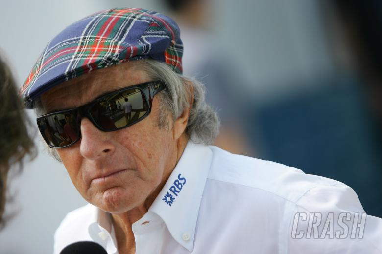 , - Sunday, Sir Jackie Stewart (GBR)