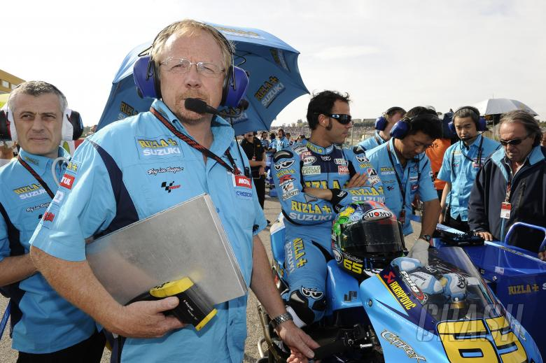 Stewart Shenton, Valencia MotoGP Race 2010