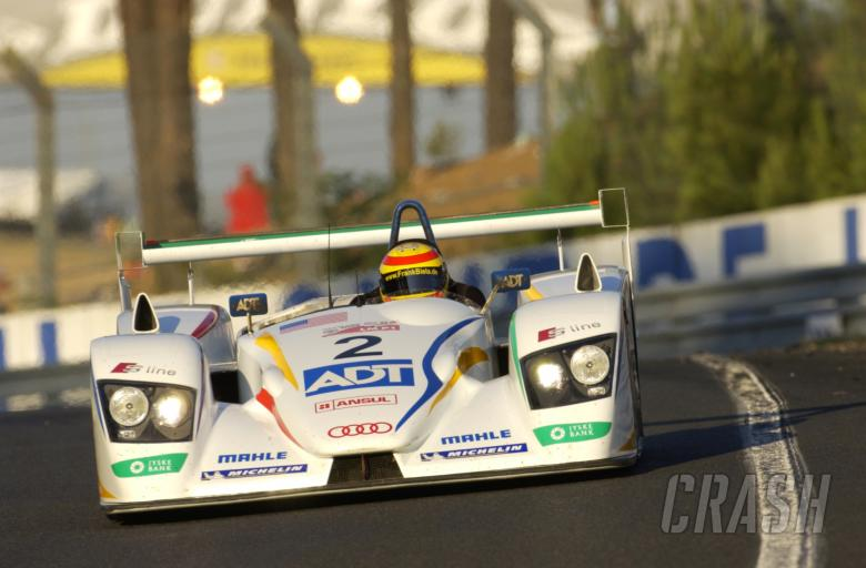 , - Biela/Pirro/McNish, Champion Racing, Audi R8, Le Mans 24 Hours, 19/06/05