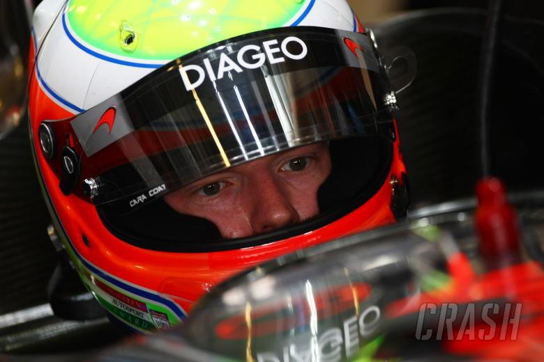 Oliver Turvey (GBR), McLaren Mercedes