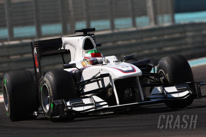 Sergio Perez (MEX), BMW Sauber F1 Team