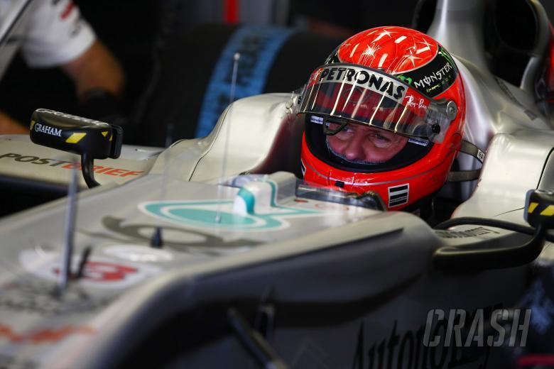 Michael Schumacher (GER), Mercedes GP Petronas