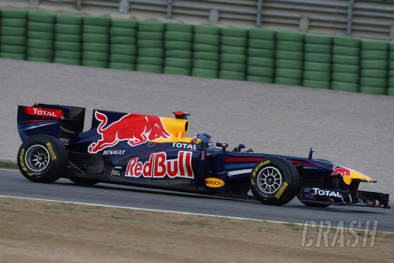 Sebastian Vettel (GER), Red Bull Racing, RB7