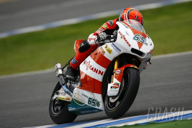 Bradl, Jerez 125/Moto2 tests, 4-6 March 2011