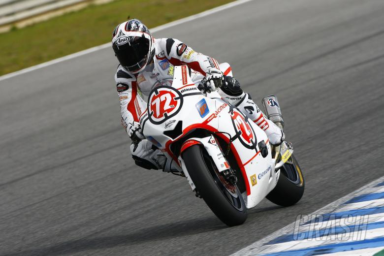 Takahashi, Jerez 125/Moto2 tests, 4-6 March 2011