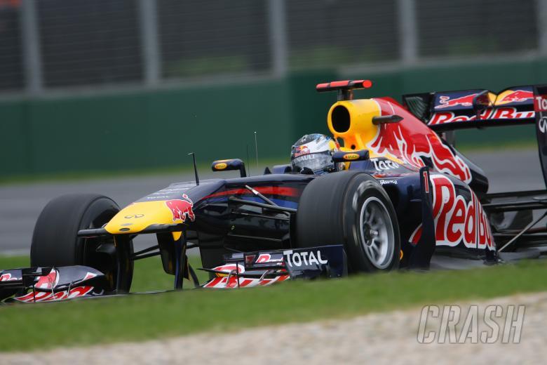 26.03.2011- Qualifying, Sebastian Vettel (GER), Red Bull Racing, RB7