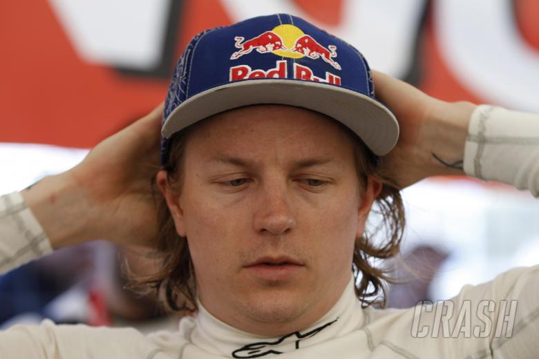 Kimi Raikkonen (FIN), Citroen DS3 WRC, ICE 1 Racing