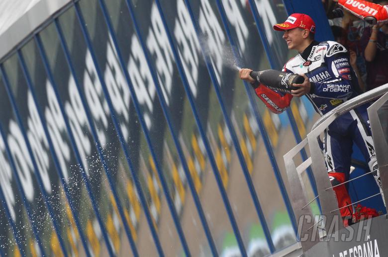 Lorenzo, Spanish MotoGP 2011