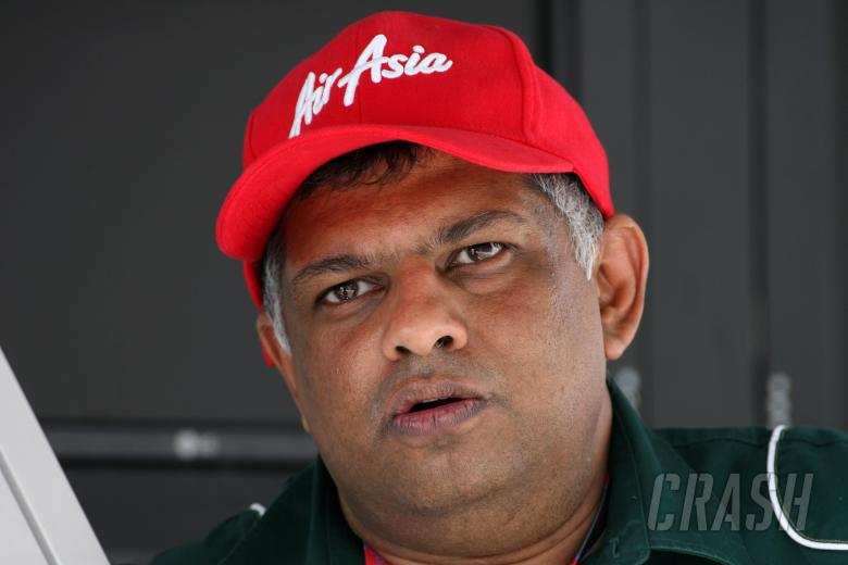 , - 09.04.2011- Tony Fernandes, Team Lotus, Team Principal