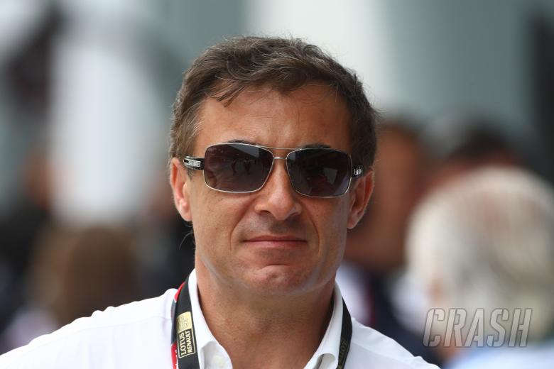 , - 09.04.2011- Saturday Practice, Jean Alesi (FRA)