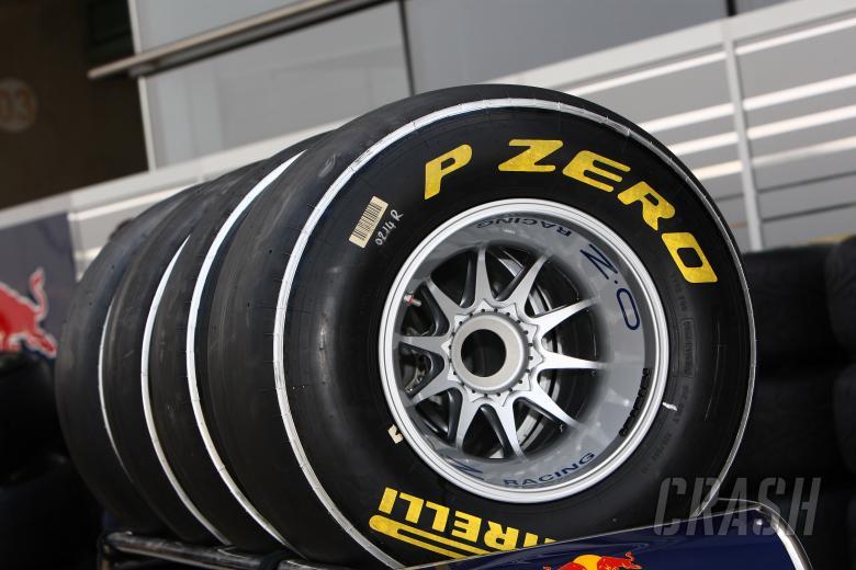 14.04.2011- Tyres Pirelli