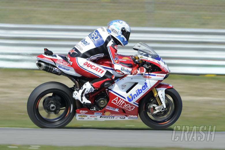 Checa, Dutch WSBK 2011