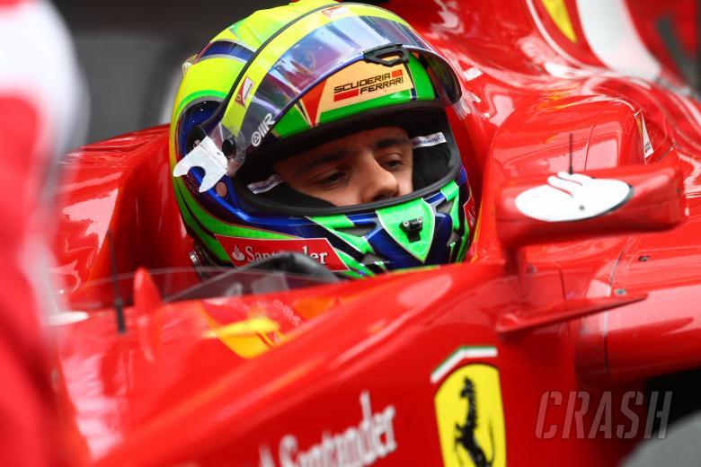16.04.2011- Qualifying, Felipe Massa (BRA), Scuderia Ferrari, F-150 Italia