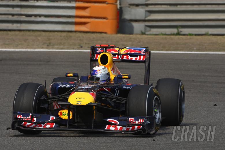 17.04.2011- Race, Sebastian Vettel (GER), Red Bull Racing, RB7
