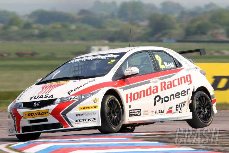 Matt Neal (GBR) Honda Racing Honda Civic