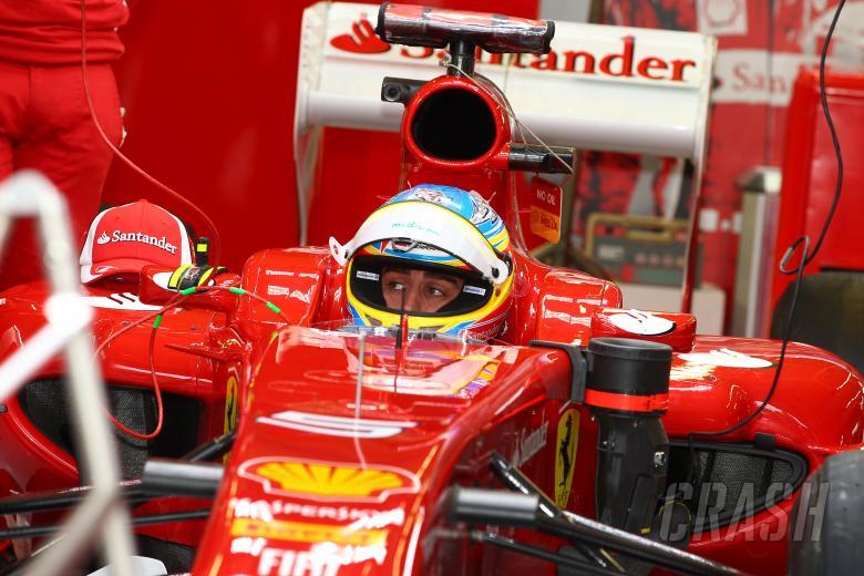 05.05.2011- Fernando Alonso (ESP), Scuderia Ferrari, F-150 Italia