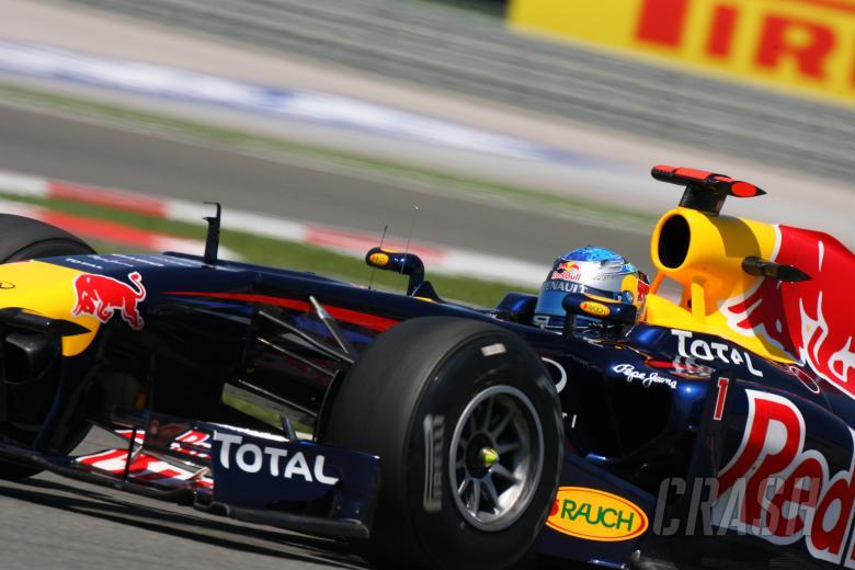 07.05.2011- Saturday Practice, Sebastian Vettel (GER), Red Bull Racing, RB7