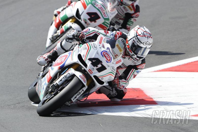 Haga, Monza WSBK Race 1 2011