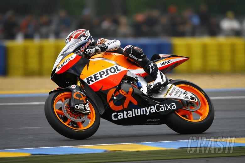 Marquez, Moto2, French MotoGP 2011