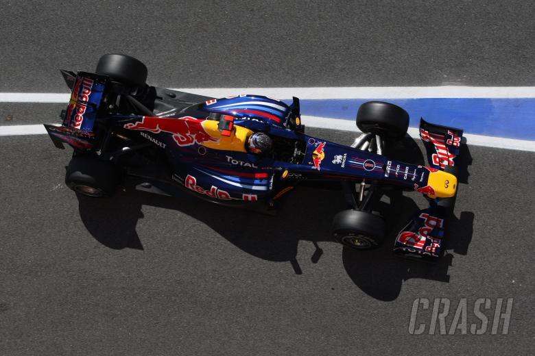 20.05.2011- Friday Practice 1, Sebastian Vettel (GER), Red Bull Racing, RB7