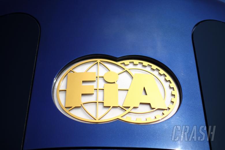 , - 21.05.2011- Logo FIA