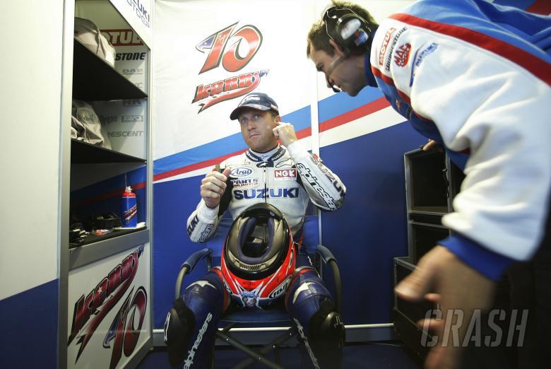 Kenny Roberts Jnr, British MotoGP, 2005