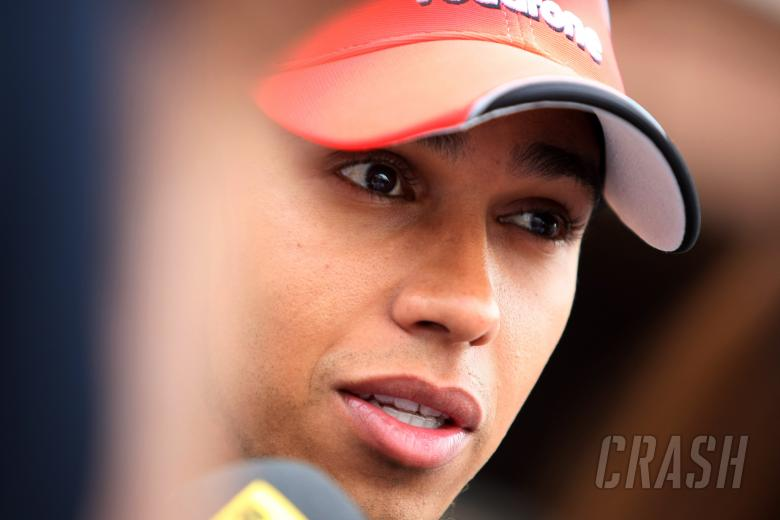 25.05.2011- Lewis Hamilton (GBR), McLaren Mercedes, MP4-26
