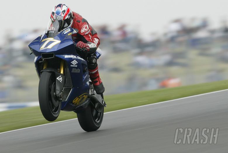 , - Ellison, British MotoGP, 2005