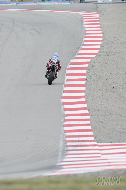 Checa, USA WSBK Race 1 2011