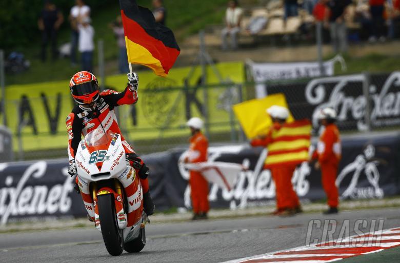Bradl, Moto2, Catalunya MotoGP 2011