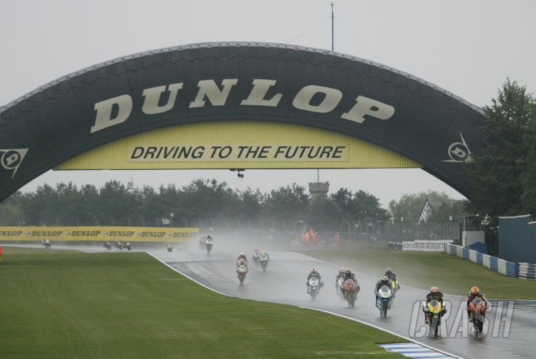 Start, British 125GP Race, 2005