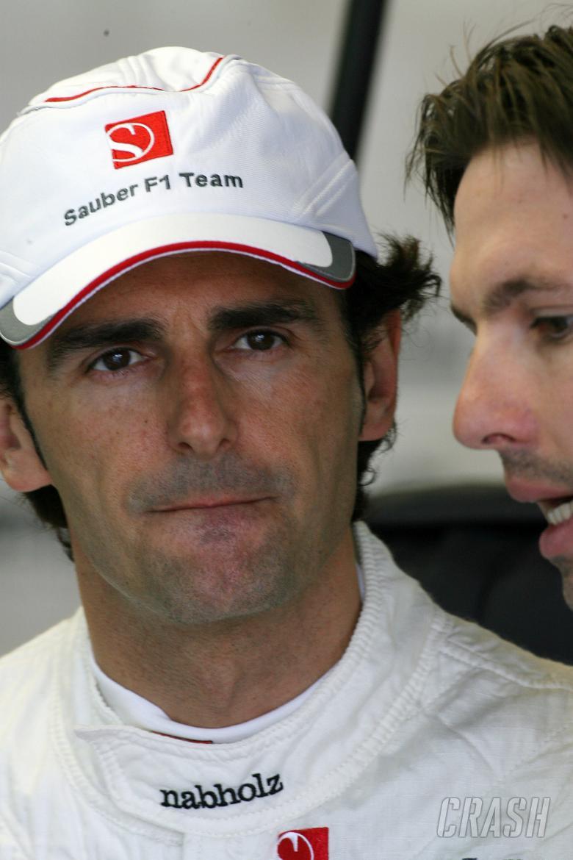 11.06.2011- Saturday Practice, Pedro de la Rosa (ESP), Sauber F1 Team C30