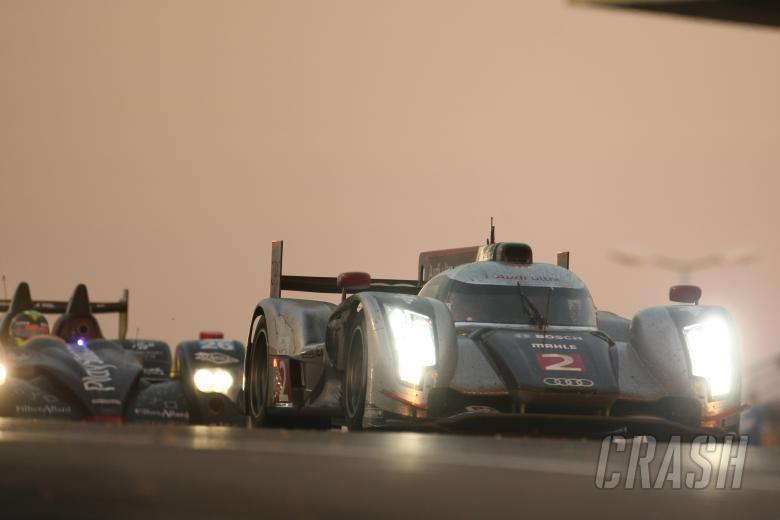 , - Marcel Fassler/Andre Lotterer/Benoit Treluyer - Audi Sport Team Joest Audi R18 TDI