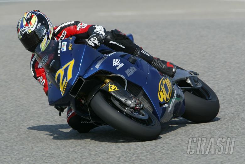 , - Battaini, German MotoGP 2005