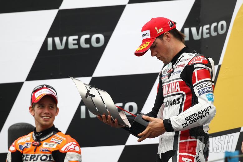 Spies, Dutch MotoGP 2011