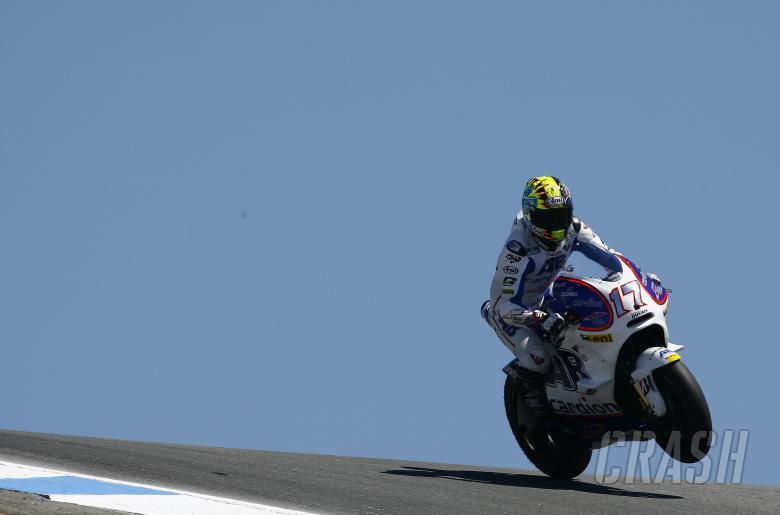 Abraham, USA MotoGP 2011