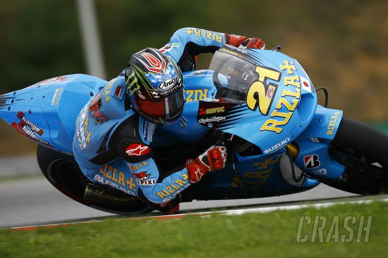 Hopkins, Czech MotoGP 2011