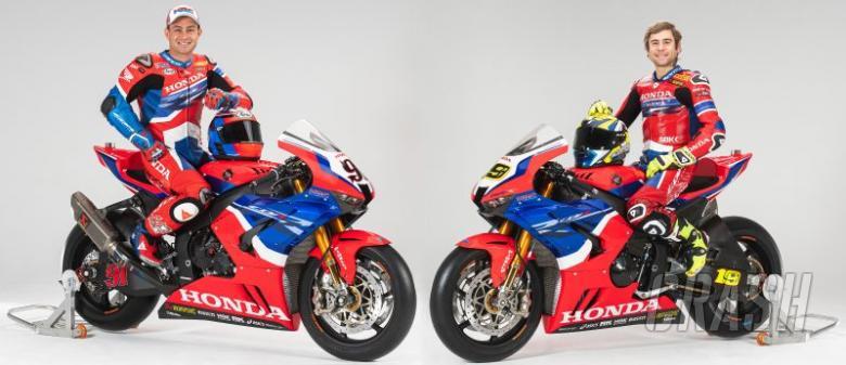 Alvaro Bautista, Leon Haslam, Honda, World Superbike,