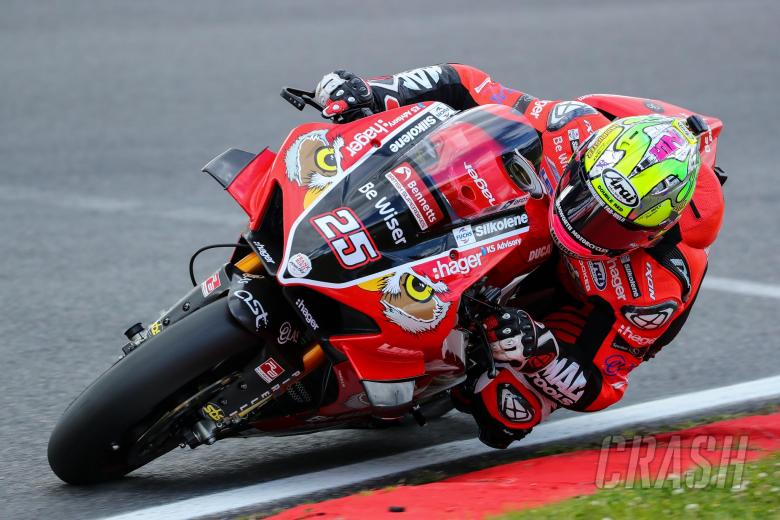 Thruxton BSB - Race Results (2)