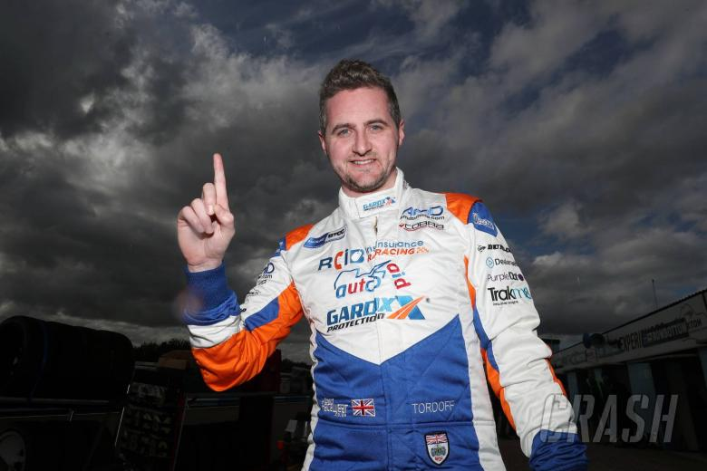 Tordoff aiming for 'long overdue' win