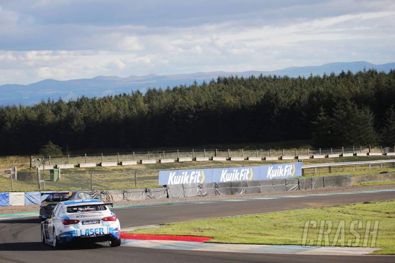 Knockhill: Qualifying Results