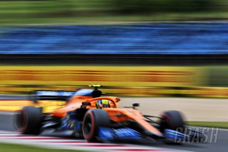 F1 Hungarian Grand Prix 2020 - Qualifying Results
