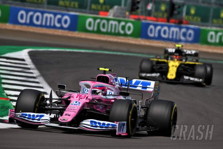 Renault continues protests against Racing Point after F1 British GP