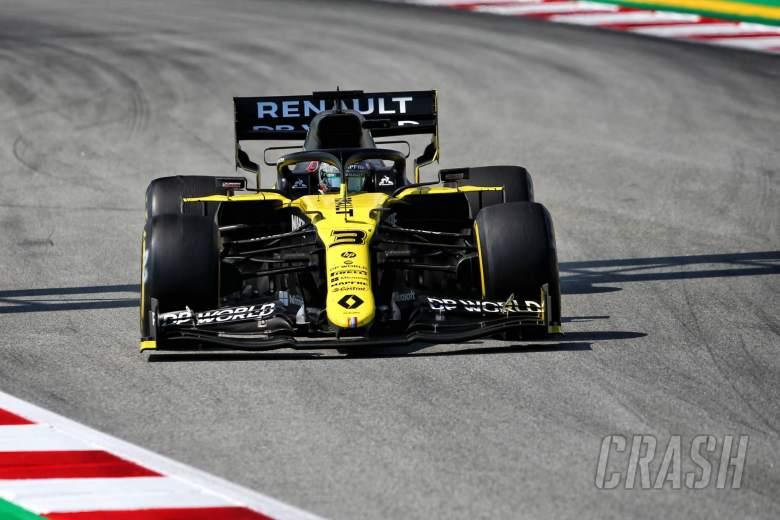 "Ricciardo hopes Spanish F1 GP is an ""anomaly"" for Renault"