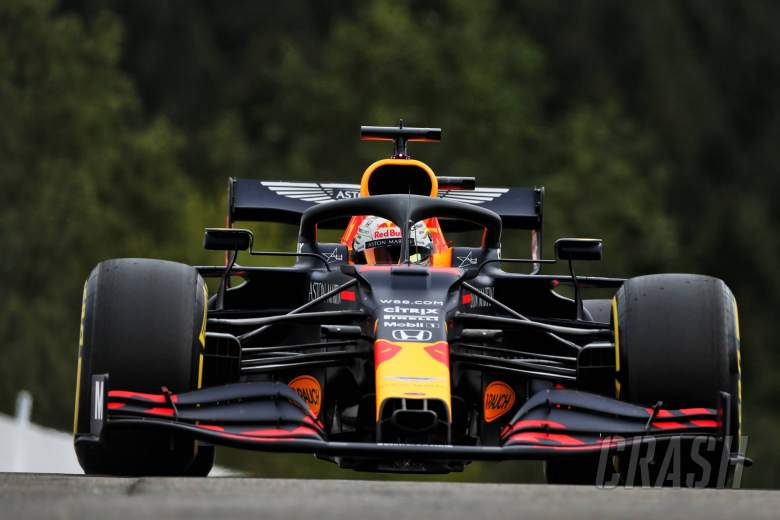 Verstappen plays down Belgium F1 pole chances despite strong Friday