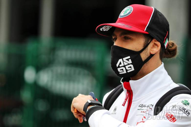 Giovinazzi: 2020 form shows I deserve Alfa Romeo F1 seat