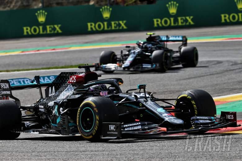 Mercedes' F1 dominance keeps exceeding expectations, insists Hamilton