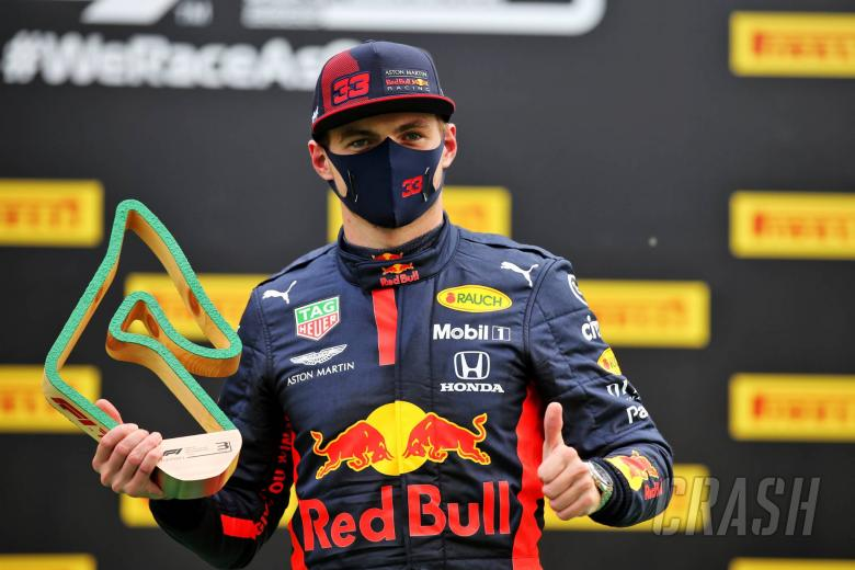 "Verstappen concedes Red Bull is ""too slow"" after Styrian F1 GP"