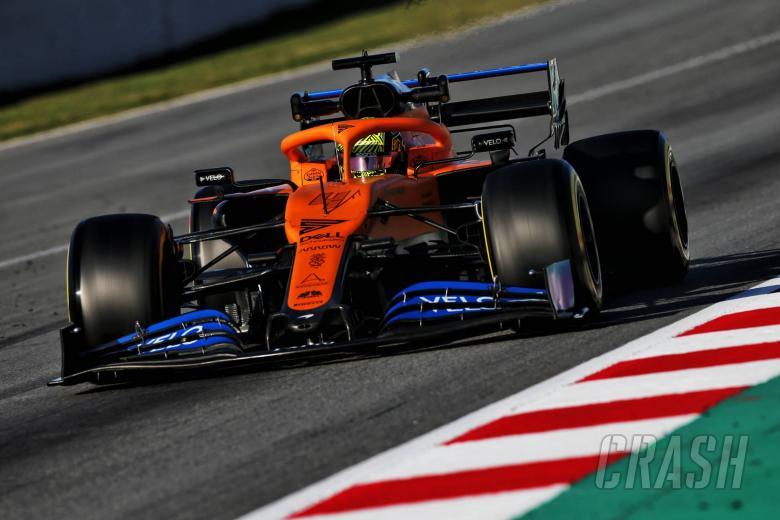 """McLaren 2020 F1 car has some """"quite obvious weaknesses"""" - Norris"""