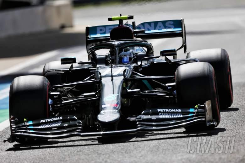 Valtteri Bottassigns freshMercedesF1 deal for2021